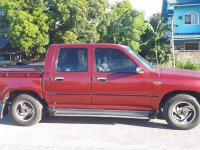 Selling Toyota Hilux 1996 at 130000 km in Mandaluyong