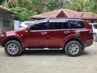 2014 Mitsubishi Montero Sport for sale in Tagbilaran