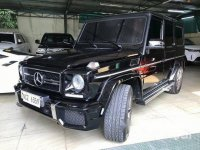 Black Mercedes-Benz 560 2016 at 7000 km for sale in Quezon City