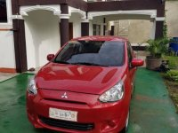 Sell Used 2015 Mitsubishi Mirage Automatic Gasoline in Dauis
