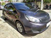 Kia Rio 2012 Automatic Gasoline for sale in Quezon City