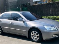 Honda Accord 2005 Automatic Gasoline for sale in Quezon City