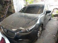Selling Black Mazda 3 2017 at 41000 km in Makati