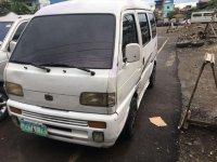 Selling 2nd Hand Suzuki Multi-Cab 2009 Van in Cebu City