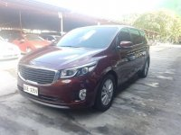 Selling 2nd Hand Kia Carnival 2017 in Pasig