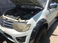2nd Hand Mitsubishi Strada 2007 for sale in Quezon City