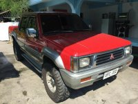 Mitsubishi Strada 1996 Manual Diesel for sale in Santa Rosa