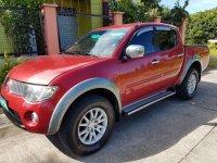Selling Mitsubishi Strada 2009 Automatic Diesel in Balayan