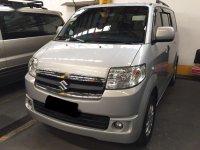 Suzuki Apv 2014 Manual Gasoline for sale in Quezon City