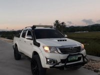 Toyota Hilux 2014 Automatic Diesel for sale in Samal