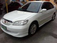 Selling Honda Civic 2005 Manual Gasoline in Valenzuela