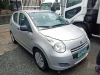 Sell 2nd Hand 2012 Suzuki Celerio Manual Gasoline at 40000 km in Quezon City