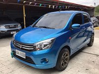 Selling Suzuki Celerio 2017 Automatic Gasoline in Mandaue