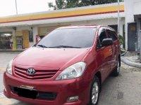 2nd Hand Toyota Innova 2010 Manual Gasoline for sale in Iligan