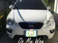 Selling Kia Carens 2012 Automatic Diesel in Cabiao