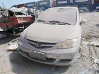 Selling 2nd Hand Honda City 2005 Manual Gasoline at 130000 km in Naga