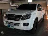 2nd Hand Isuzu D-Max 2014 at 60000 km for sale in Quezon City