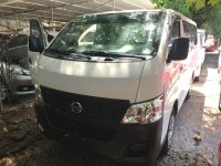 Selling 2nd Hand Nissan Urvan 2016 in Quezon City