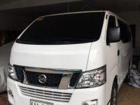 Nissan Urvan 2016 Manual Diesel for sale in Bacolod