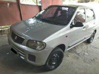 Sell 2nd Hand 2008 Suzuki Alto Manual Gasoline at 83000 km in Antipolo