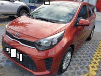 2nd Hand Kia Picanto 2018 Automatic Gasoline for sale in Makati