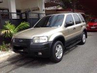 Selling Ford Escape 2003 at 83868 km in Las Piñas