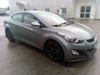 Hyundai Elantra 2013 Automatic Gasoline for sale in Makati