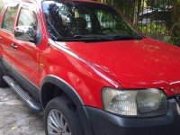 Selling 2nd Hand Ford Escape 2003 at 90000 km in Quezon City