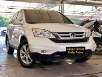 Sell 2nd Hand 2011 Honda Cr-V at 77000 km in Makati