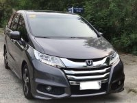 Selling Honda Odyssey 2017 Automatic Gasoline in Parañaque