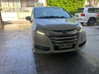 Honda Odyssey 2015 Automatic Gasoline for sale in Quezon City