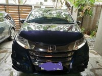 Selling Black Honda Odyssey 2015 Automatic Gasoline at 41000 km in Manila