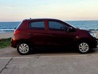 Selling Mitsubishi Mirage 2016 Hatchback Automatic Gasoline in Vinzons