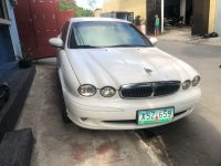 2nd Hand Jaguar X-Type 2005 Automatic Gasoline for sale in Quezon City
