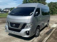 Selling 2018 Nissan Urvan at 32000 km in Bacolod