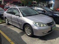 Selling Honda Civic 2005 Automatic Gasoline in Quezon City