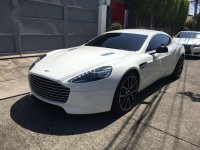 Selling 2nd Hand Aston Martin Rapide S in Makati