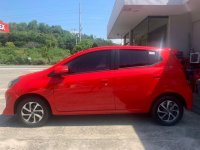 Selling Toyota Wigo 2018 Automatic Gasoline in Bayombong