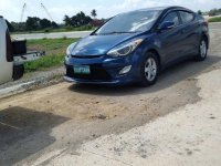 2nd Hand Hyundai Elantra 2013 Automatic Gasoline for sale in Plaridel