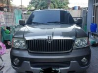 Selling 2nd Hand Lincoln Navigator 2002 in Manila