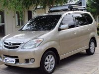 2nd Hand Toyota Avanza 2010 Automatic Gasoline for sale in Samal