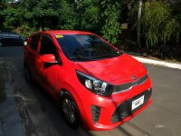 2nd Hand Kia Picanto 2018 for sale in Quezon City