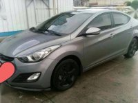 Selling 2nd Hand Hyundai Elantra 2013 Automatic Gasoline at 58000 km in Antipolo