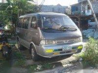 2nd Hand Kia Pregio 2002 Manual Diesel for sale in Quezon City