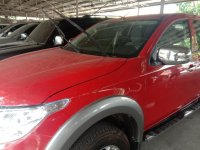 Selling Mitsubishi Strada 2017 Automatic Diesel in Quezon City