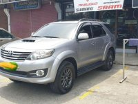 2nd Hand Toyota Fortuner 2015 for sale in Samal