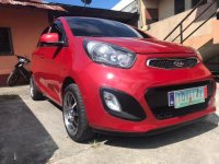 Kia Picanto 2011 Manual Gasoline for sale in Iligan