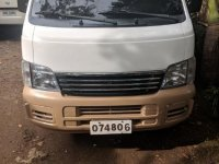 2nd Hand Nissan Estate 2008 at 289000 km for sale in Panglao