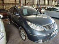 Grey Tata Manza 2016 for sale in Makati