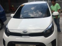 2nd Hand Kia Picanto 2018 for sale in Valenzuela City